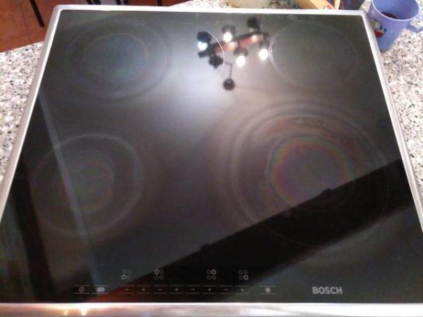 стеклокерамика варочная панель Bosch PKN645E