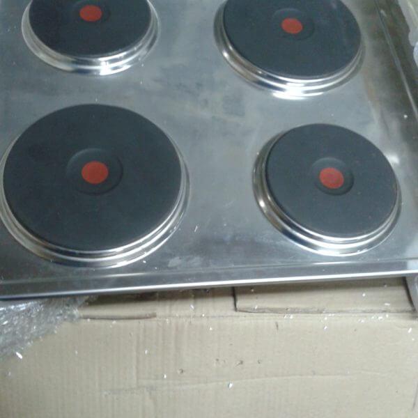 Candy Электрическая зависимая варочная панель PSC330\3