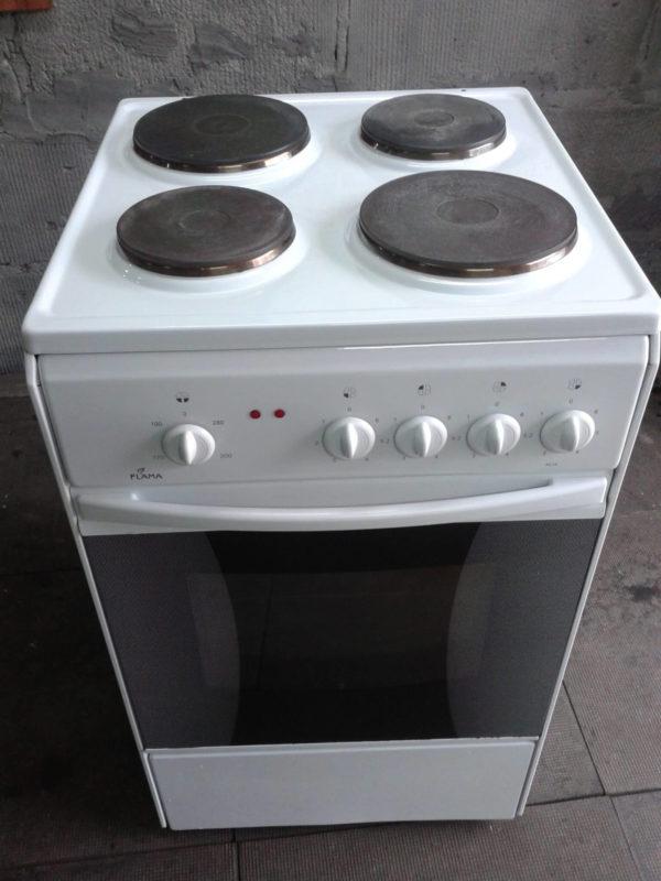 Электрическая плита Flama (King) АЕ1409-W