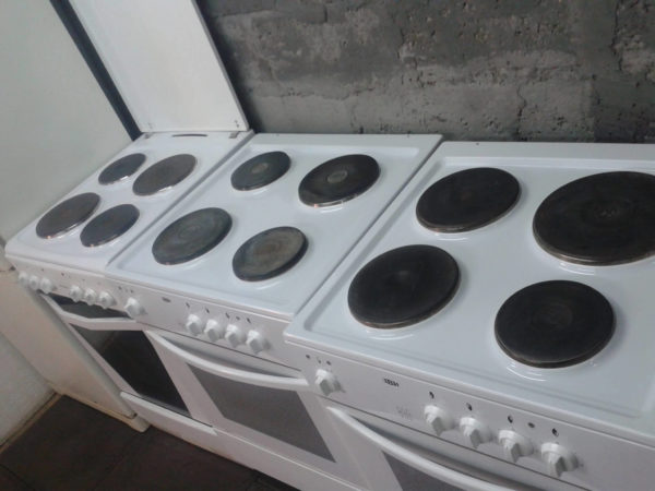 Электро плиты