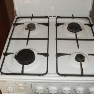 Газовая плита Indesit