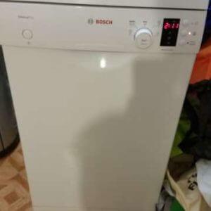 Отдельно стоящая посудомоечная машинка Bosch sps53e02