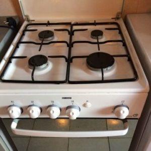 Плита газовая Zanussi ZCG55GG