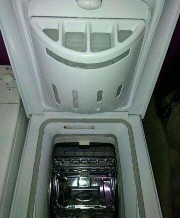 Стиральная машинка Indezit-5kg ITW A 5851 W