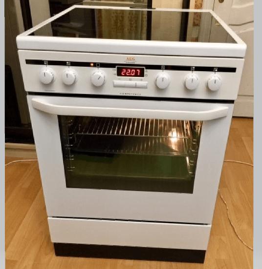 Стеклокерамическая плита AEG Electrolux 41016VH-WN.