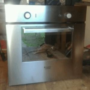 Газовый духовой шкаф Hotpoint-Ariston FZG IX/HA.