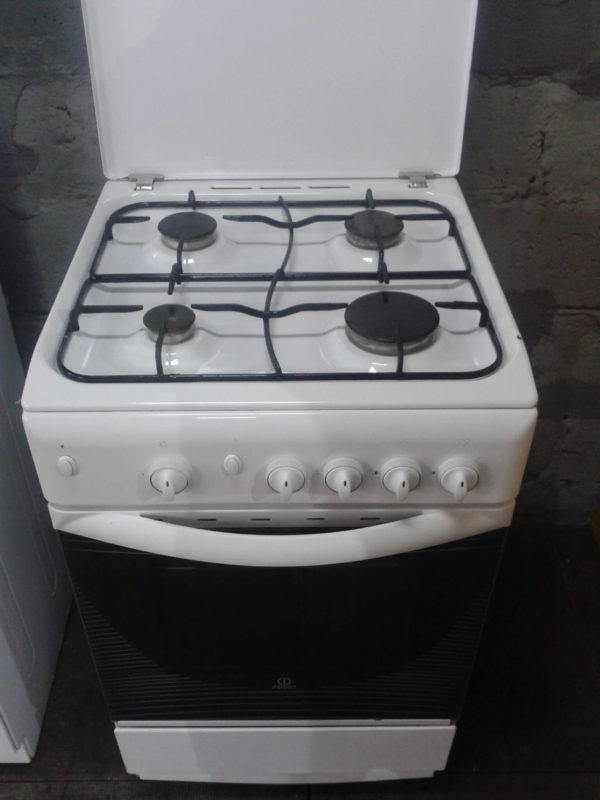Газовая плита Indesit K 243 G(W)