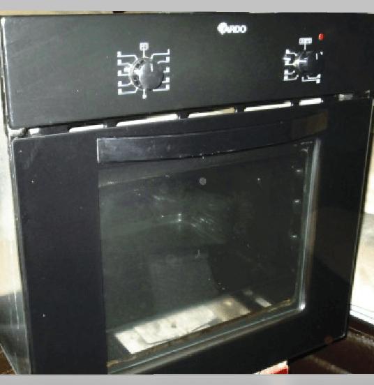 Газовый духовой шкаф ARDO HX020GB