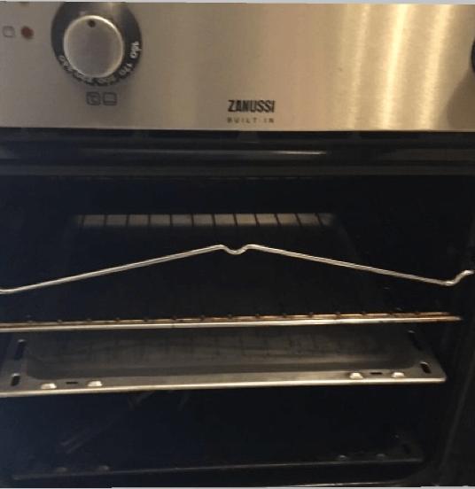 Газовый духовой шкаф Zanussi ZOG 720X