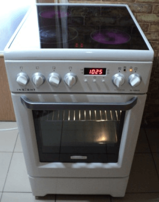 Электроплита Electrolux INSIGHT EKC513503W