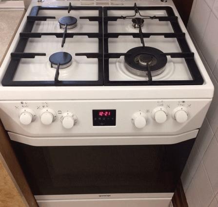 Газовая плита Gorenje GI62396DW