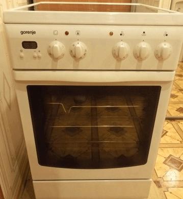 Электрическая плита Gorenje EC 236 W