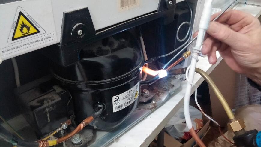 Ремонт компрессоров LG: Стоимость, неисправности.