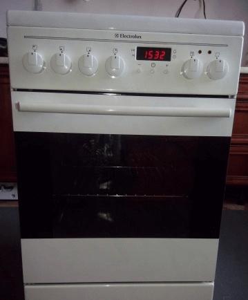 Электрическая плита Electrolux EKC513517W