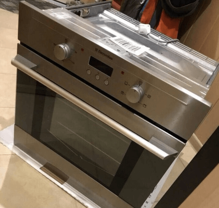 Газовый духовой шкаф Electrolux EOG23400X