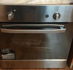 Газовый духовой шкаф Hotpoint-Ariston GOS7 I RFH