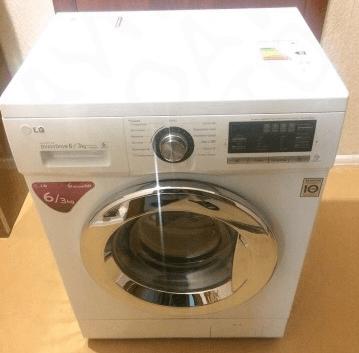 Стиральная машина LG F1296CDP3