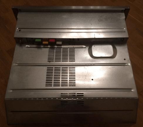 Варочная панель WHIRLPOOL AKM608IXWP