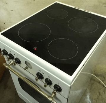 Плита стеклокерамическая Zanussi ZCV560ML