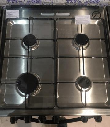 Газовая плита Zanussi ZCG961021X б у