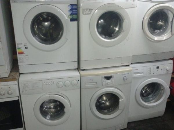 стиральные машинки бу