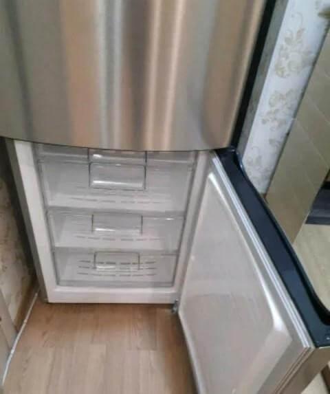 Холодильник LG GA-B409 SVQA