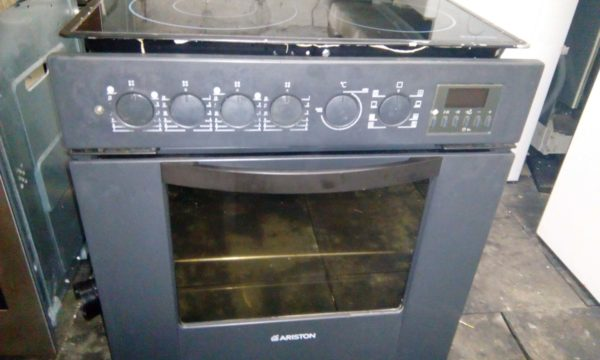Духовой шкаф Ariston HD 870 C.2/E MR