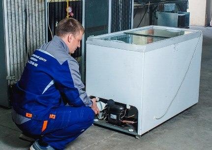 Ремонт морозильных камер недорого в сервисном центре с вызовом мастера