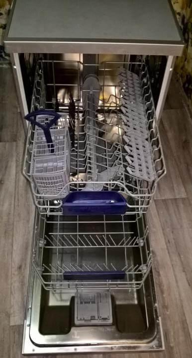 Посудомоечная машина Siemens SR25E830RU