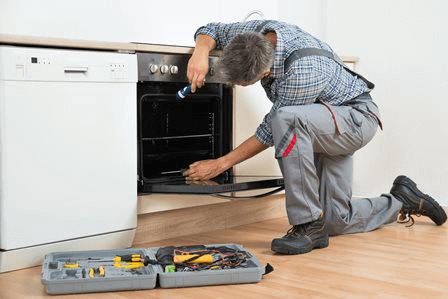 Ремонт газовых духовых шкафов бу на дому: вызов мастера и гарантии