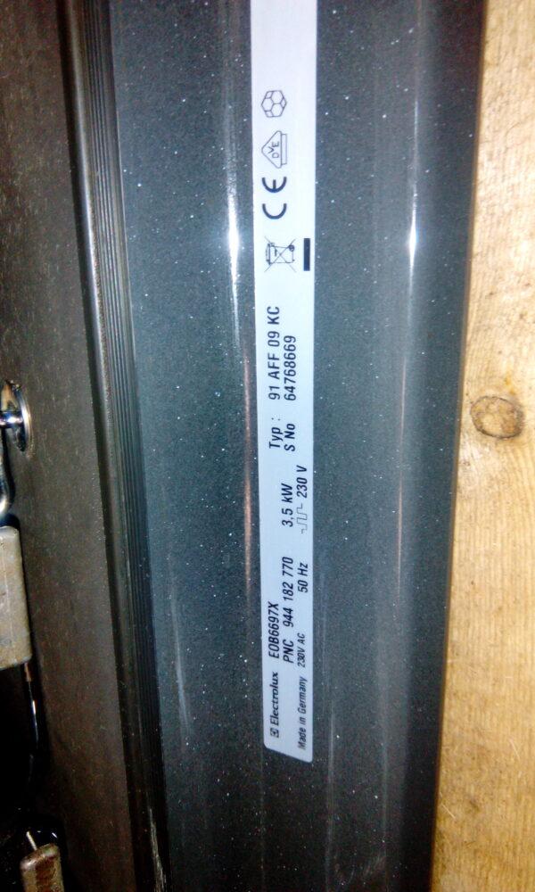 Духовой шкаф Electrolux EOB6697 X